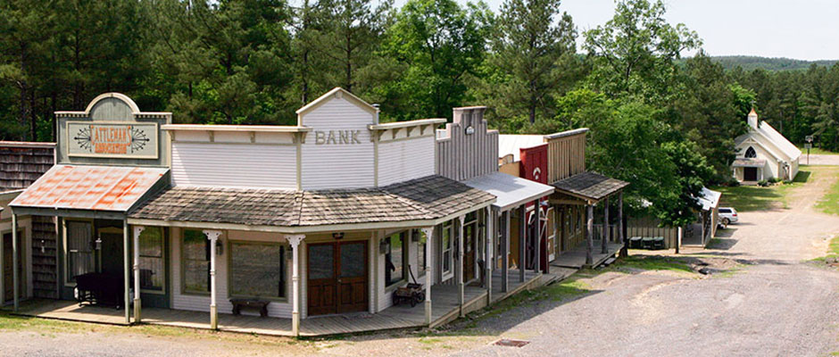 Ranch Bank and Chapel